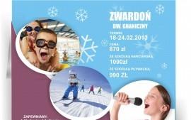 obóz zimowy w Zwardoniu